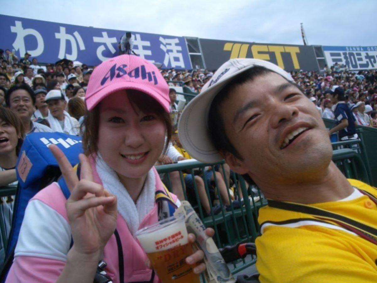 ビール売り子 エロ画像 19