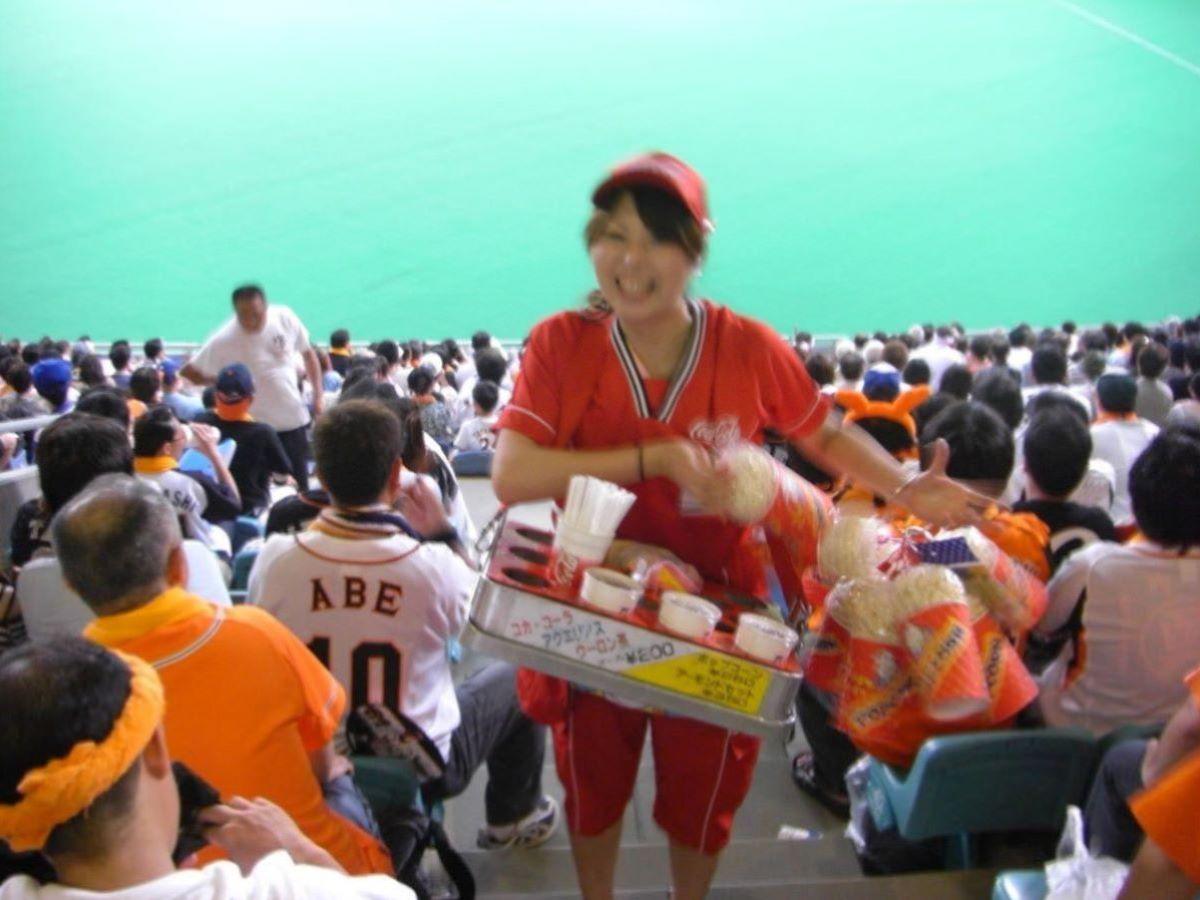 ビール売り子 エロ画像 48
