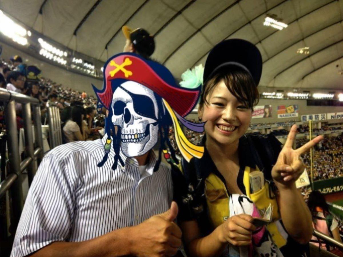 ビール売り子 エロ画像 93