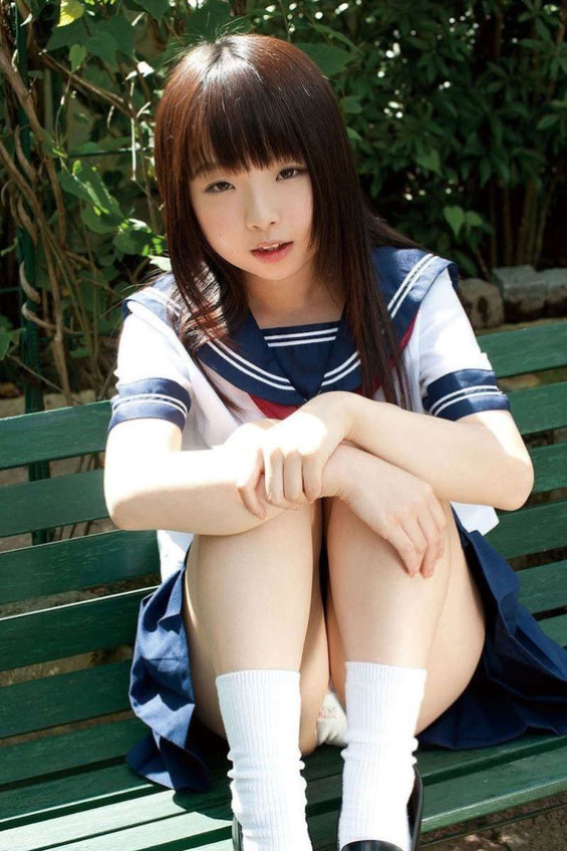 セーラー服 制服JK パンチラ 10
