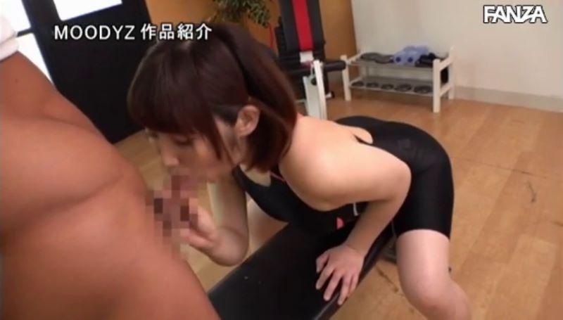 水泳女子大生 夢咲ひなみ エロ画像 35