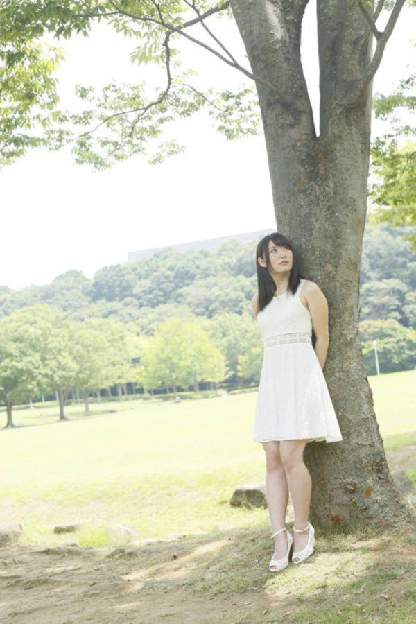 東北の純朴美少女 青葉夏 エロ画像 1