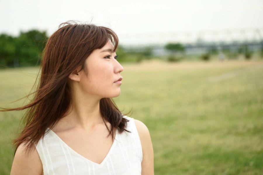 東北の純朴美少女 青葉夏 エロ画像 2