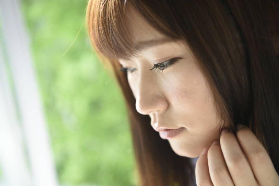 東北の純朴美少女 青葉夏 エロ画像 3