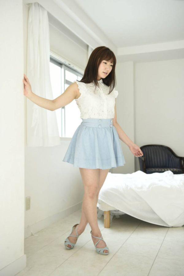 東北の純朴美少女 青葉夏 エロ画像 4