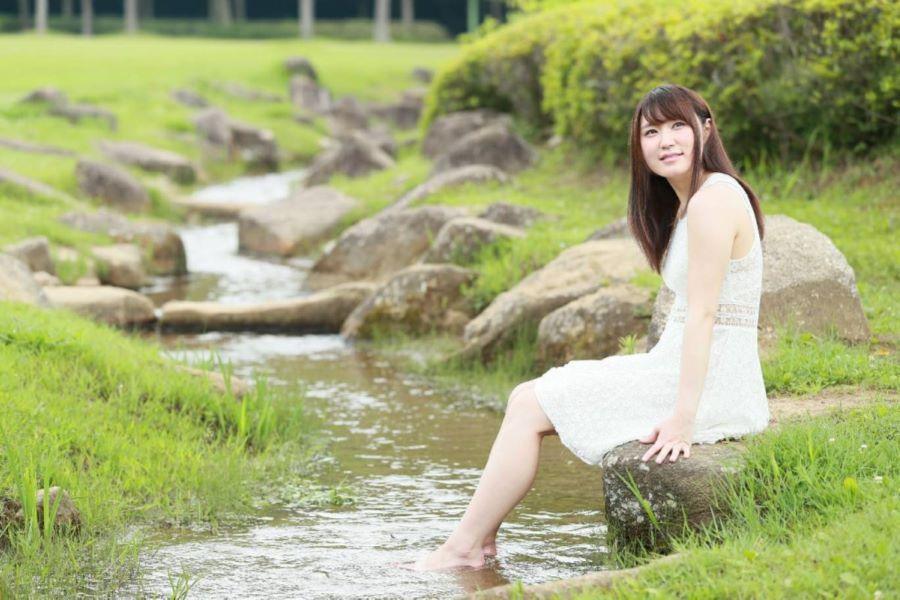東北の純朴美少女 青葉夏 エロ画像 6