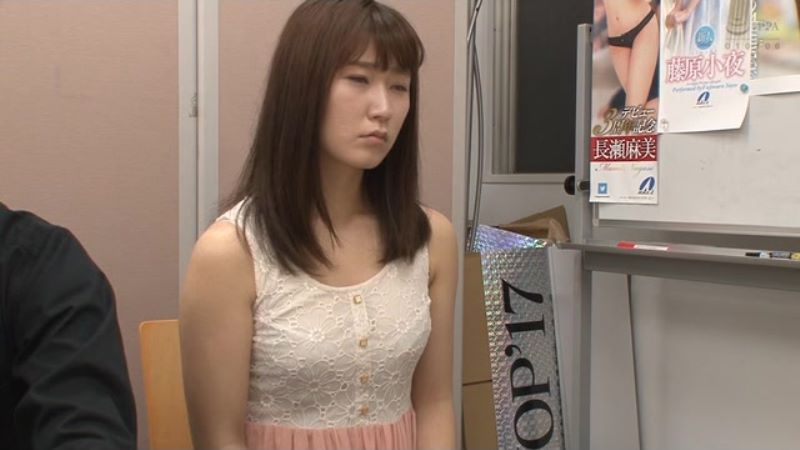 東北の純朴美少女 青葉夏 エロ画像 21
