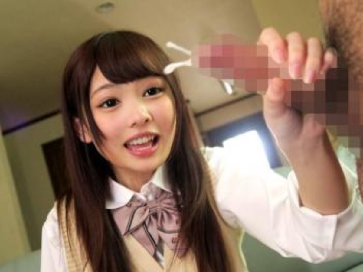 制服JKの手コキ画像 68