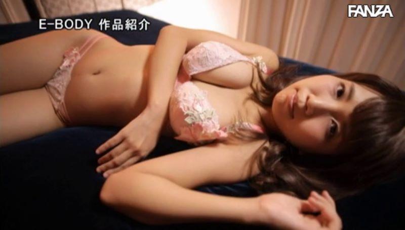 スリム美巨乳な若妻 蒼星ユリ エロ画像 19
