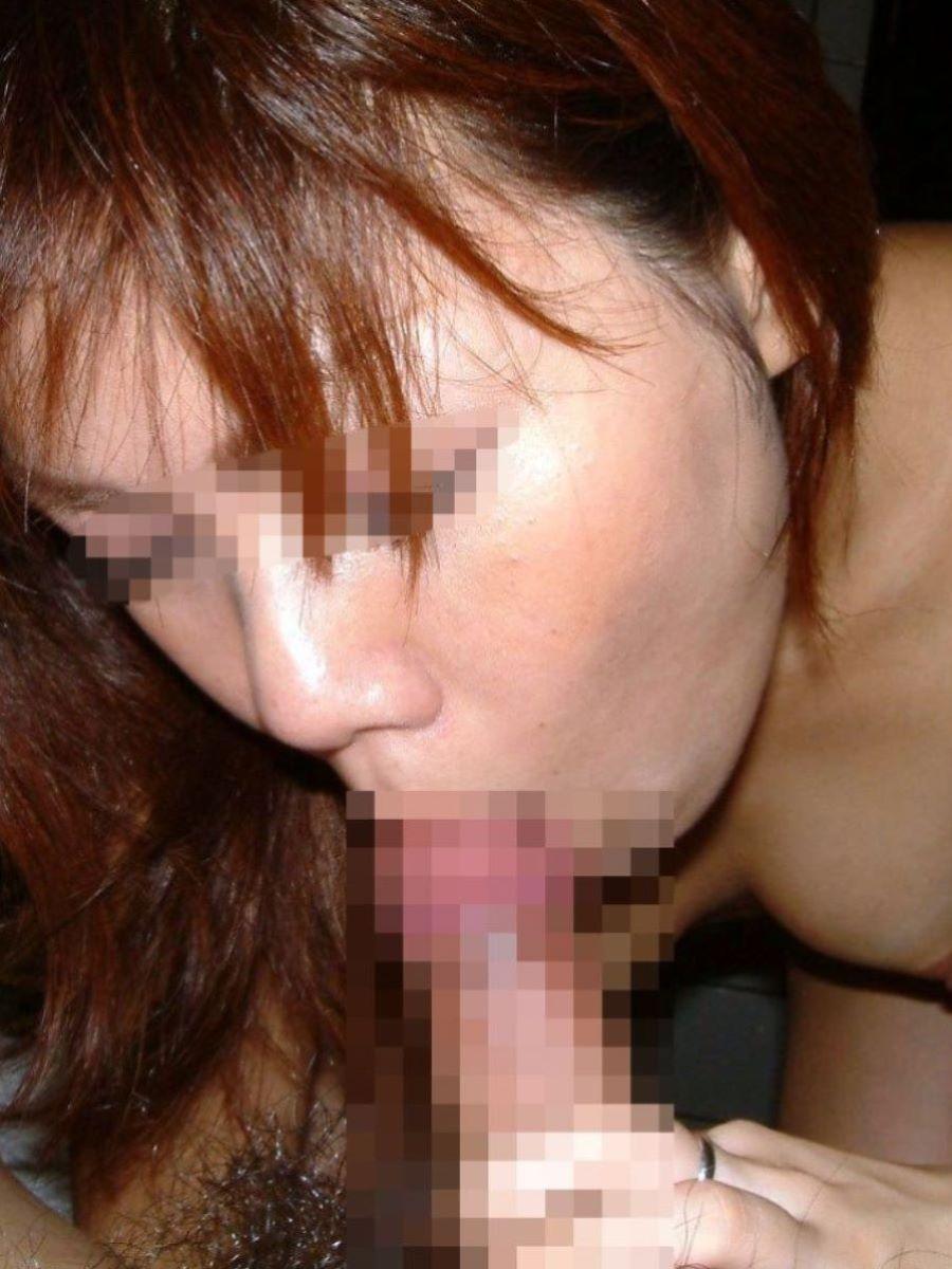 人妻フェラチオ画像 103