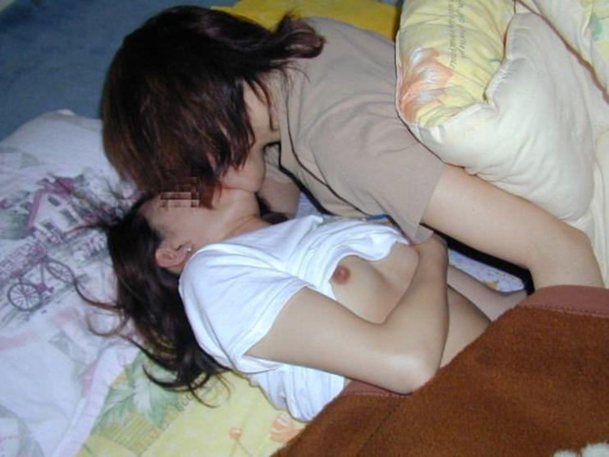 素人のレズビアン画像 95