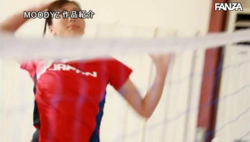 女子バレーボール選手 土谷まな エロ画像 21
