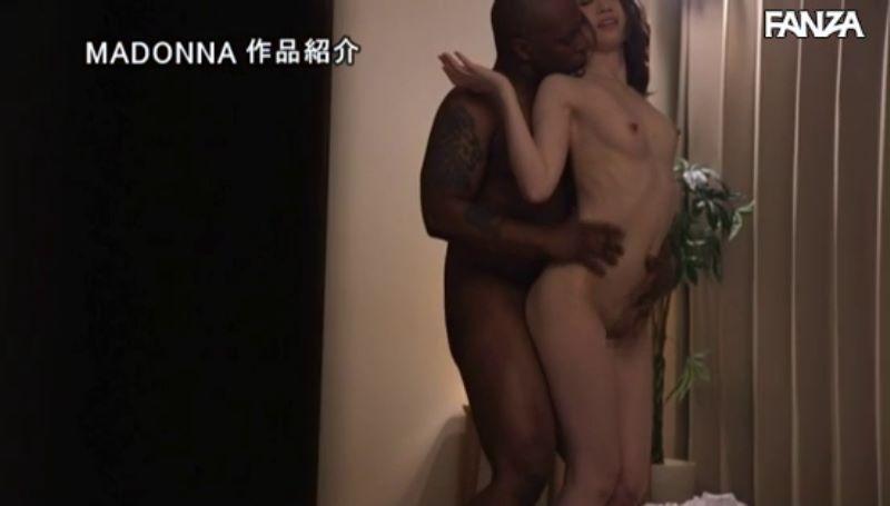 黒人と人妻のセックス画像 39