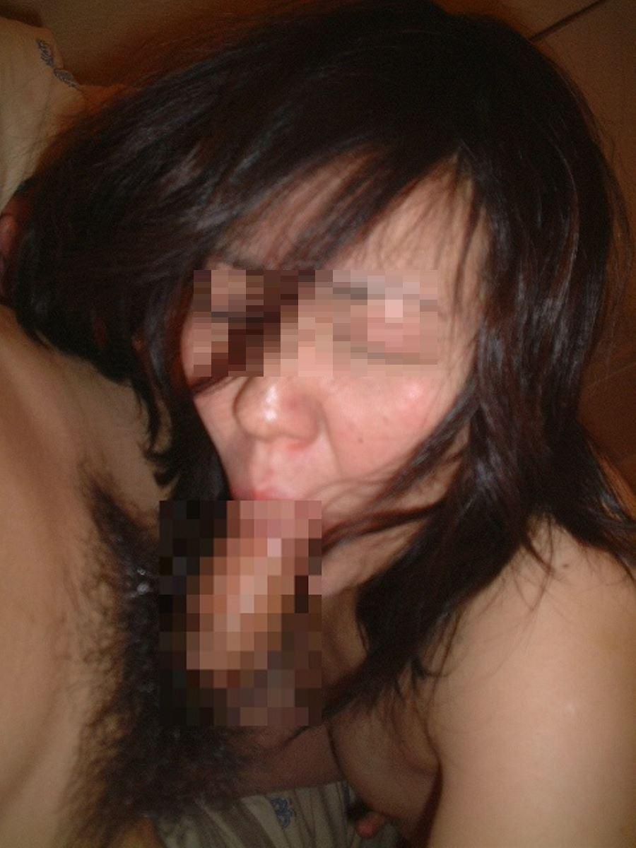 熟女 フェラチオ画像 41