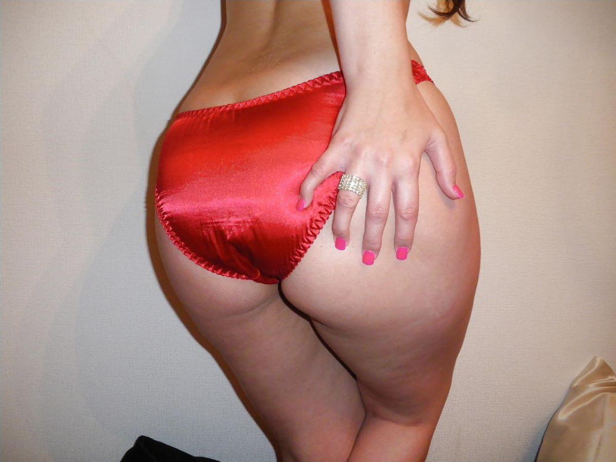 赤い下着 赤ランジェリー画像 56