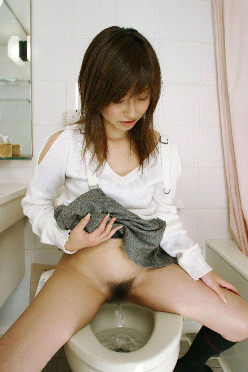 洋式トイレのエロ画像 117