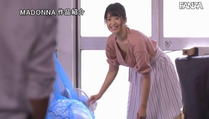 浮きブラ奥さん 川上奈々美 エロ画像 16