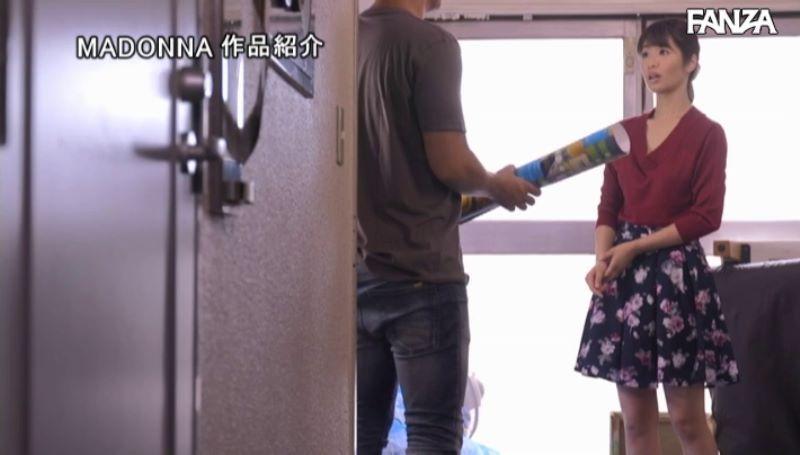浮きブラ奥さん 川上奈々美 エロ画像 24