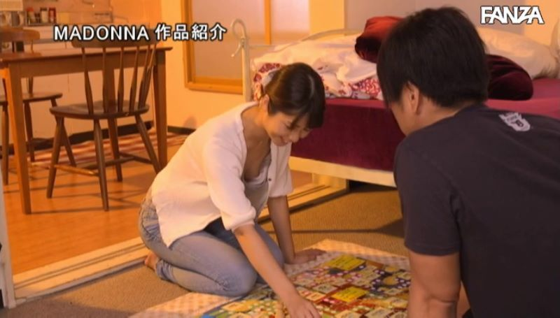 浮きブラ奥さん 川上奈々美 エロ画像 31