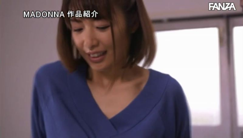 浮きブラ奥さん 川上奈々美 エロ画像 52
