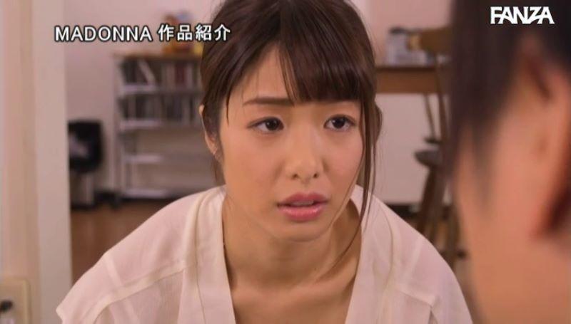 浮きブラ奥さん 川上奈々美 エロ画像 68