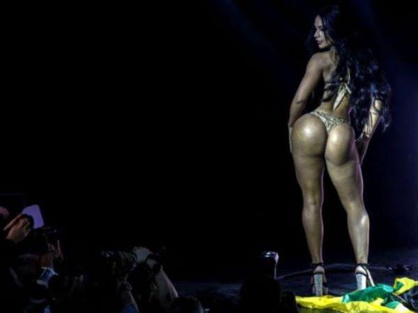 ブラジル 美しいお尻 美尻 エロ画像 1