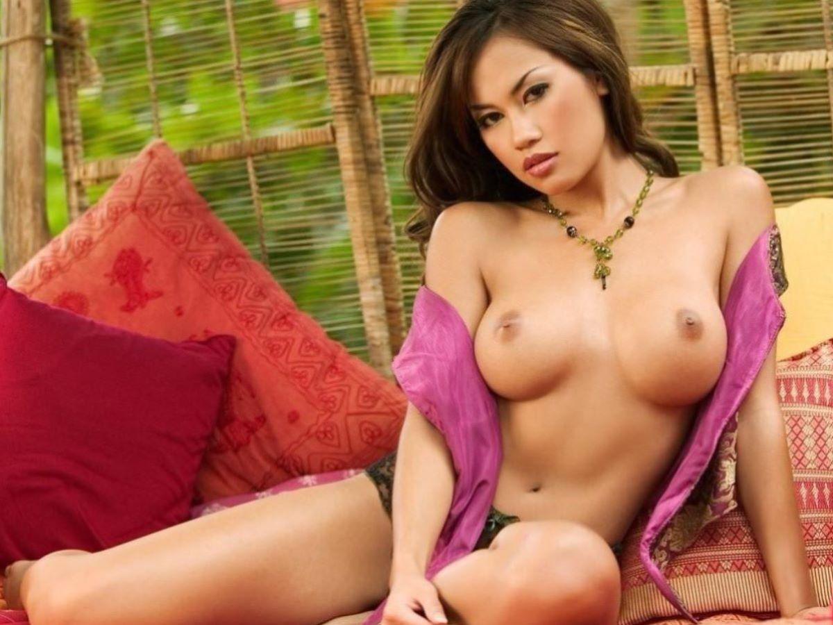 タイ人女性のヌード画像 35