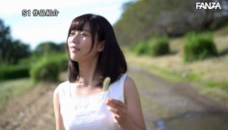 ぷっくり乳輪の美白少女 畑めい エロ画像 18