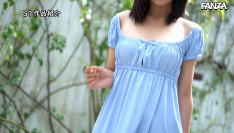 ぷっくり乳輪の美白少女 畑めい エロ画像 21