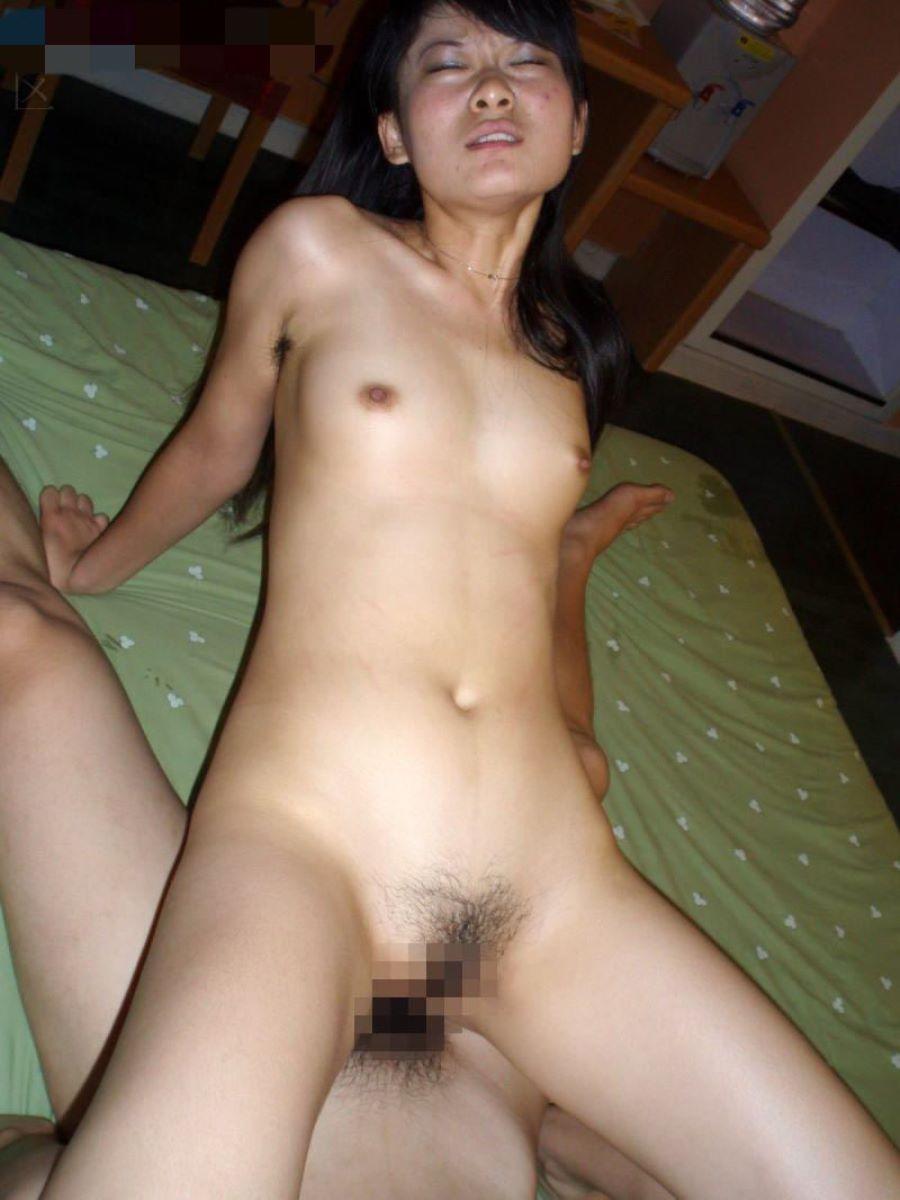 アジア人女性のセックス画像 7