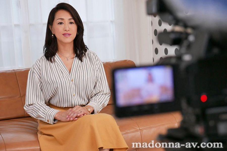 松尾江里子 42歳キャリアウーマンのセックス画像
