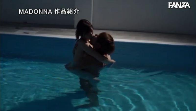 人妻・大浦真奈美の水泳教室セックス画像 53