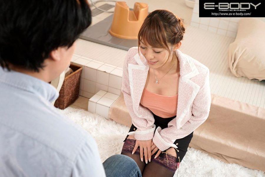 巨乳ソープ嬢 しえる セックス画像 2