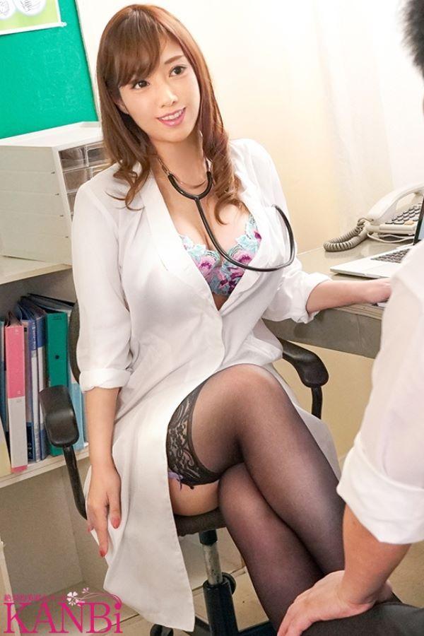 相浦茉莉花 ドSで美しい人妻女医のセックス画像