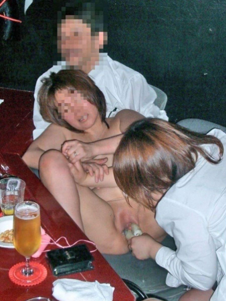 宴会など飲み会でのセクハラ・わいせつ画像 100