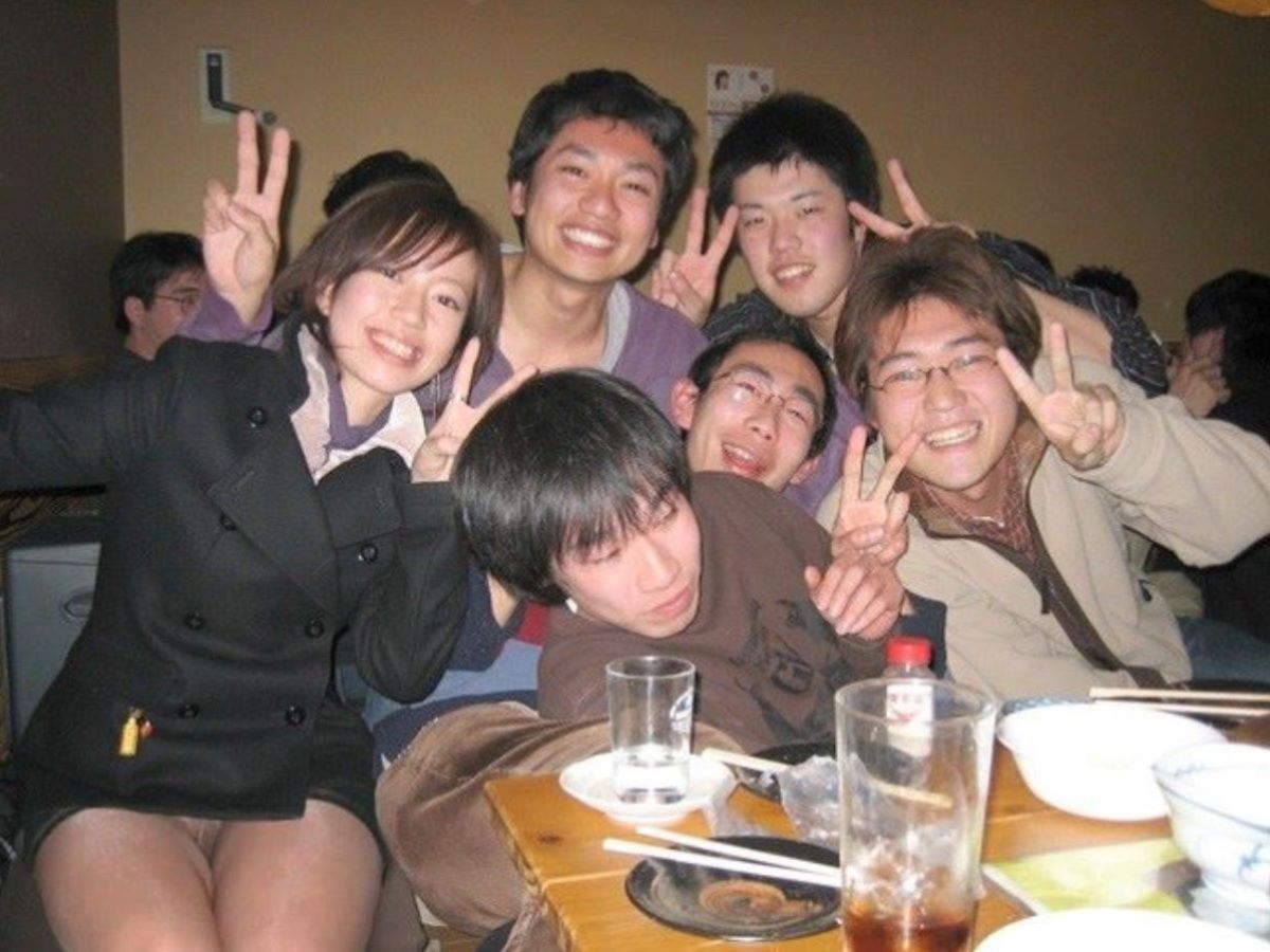 飲み会パンチラ画像 51