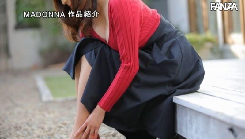 肉食系人妻 菅野真穂 セックス画像 25
