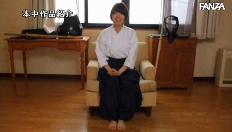 剣道美少女 凪咲いちる セックス画像 21