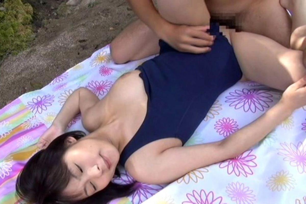 スクール水着のセックス画像 14