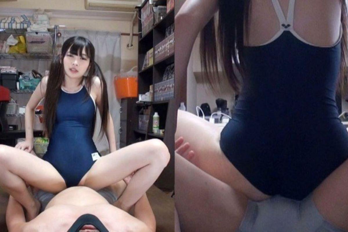 スクール水着のセックス画像 29
