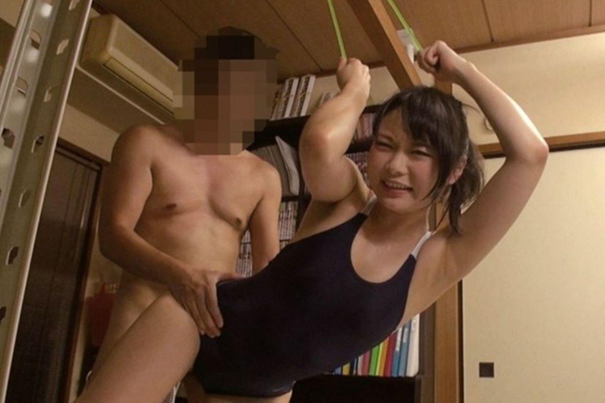 スクール水着のセックス画像 66