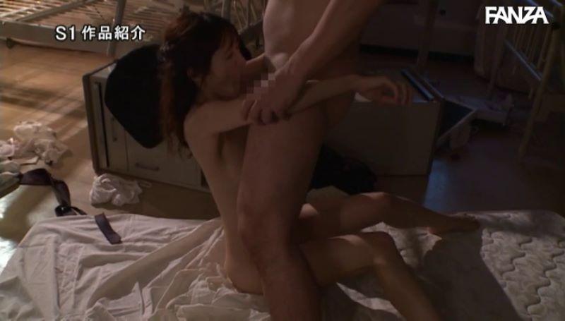 女子大生 天使もえ 痴漢セックス画像 37