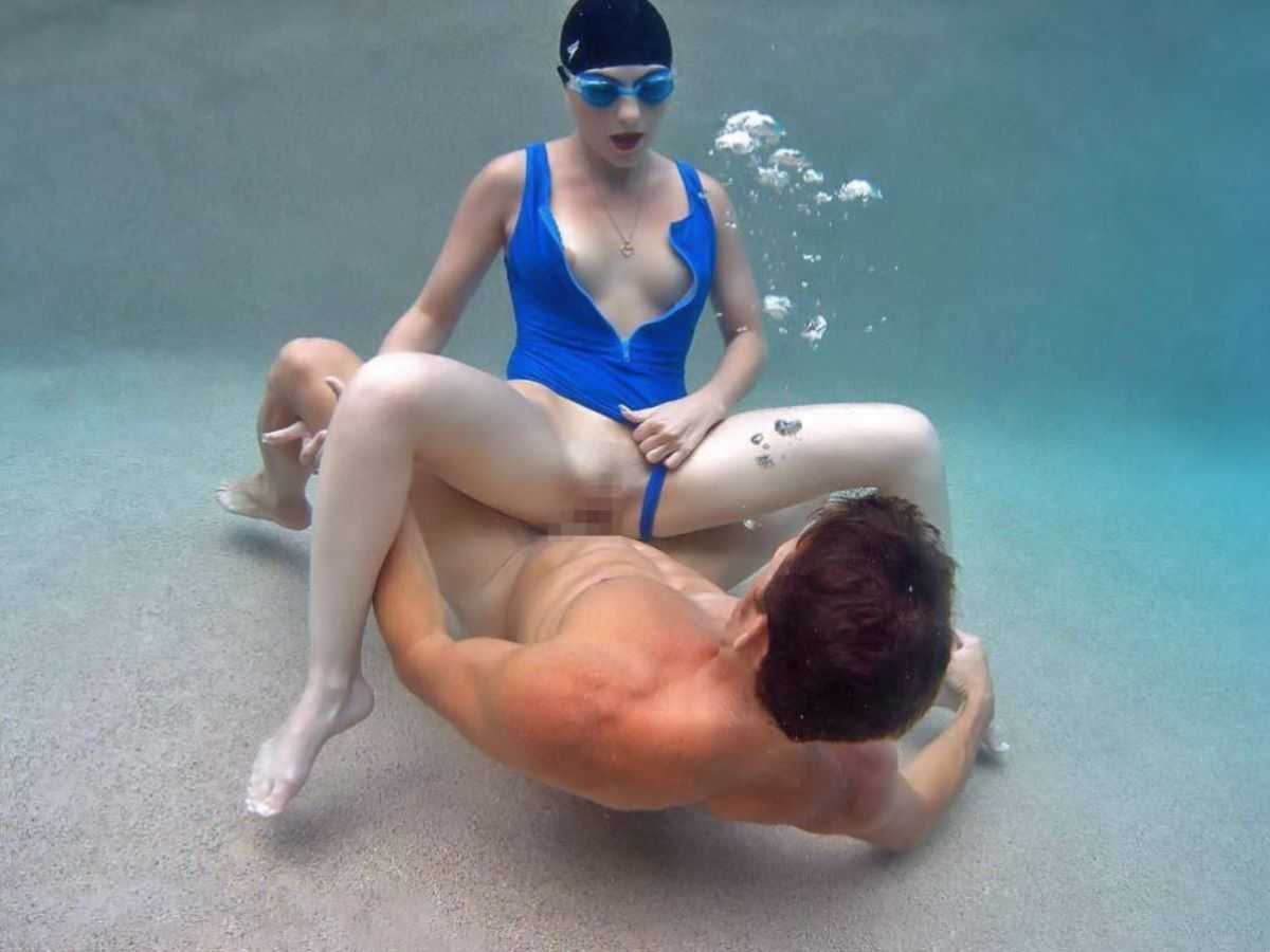 競泳水着 セックス画像 22