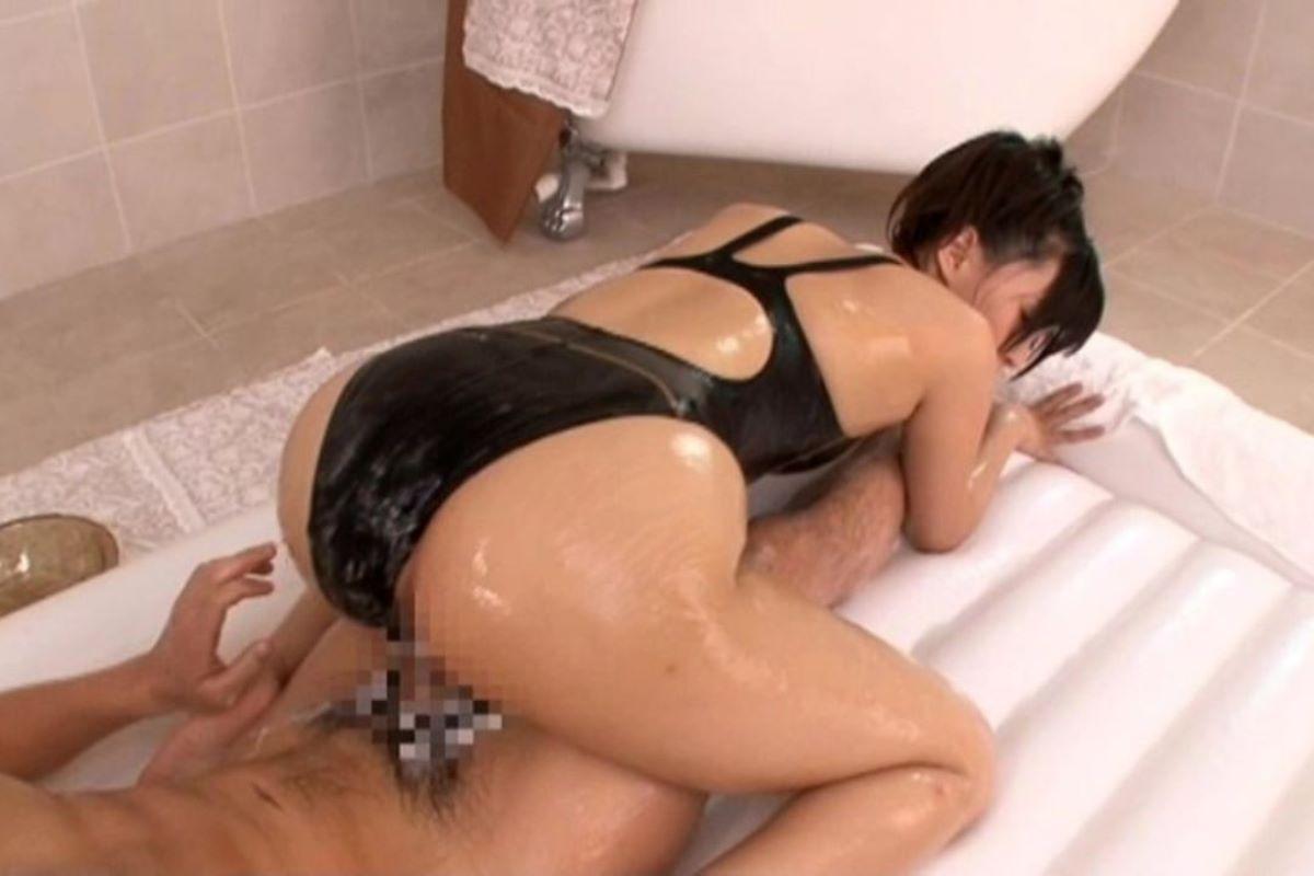 競泳水着 セックス画像 60