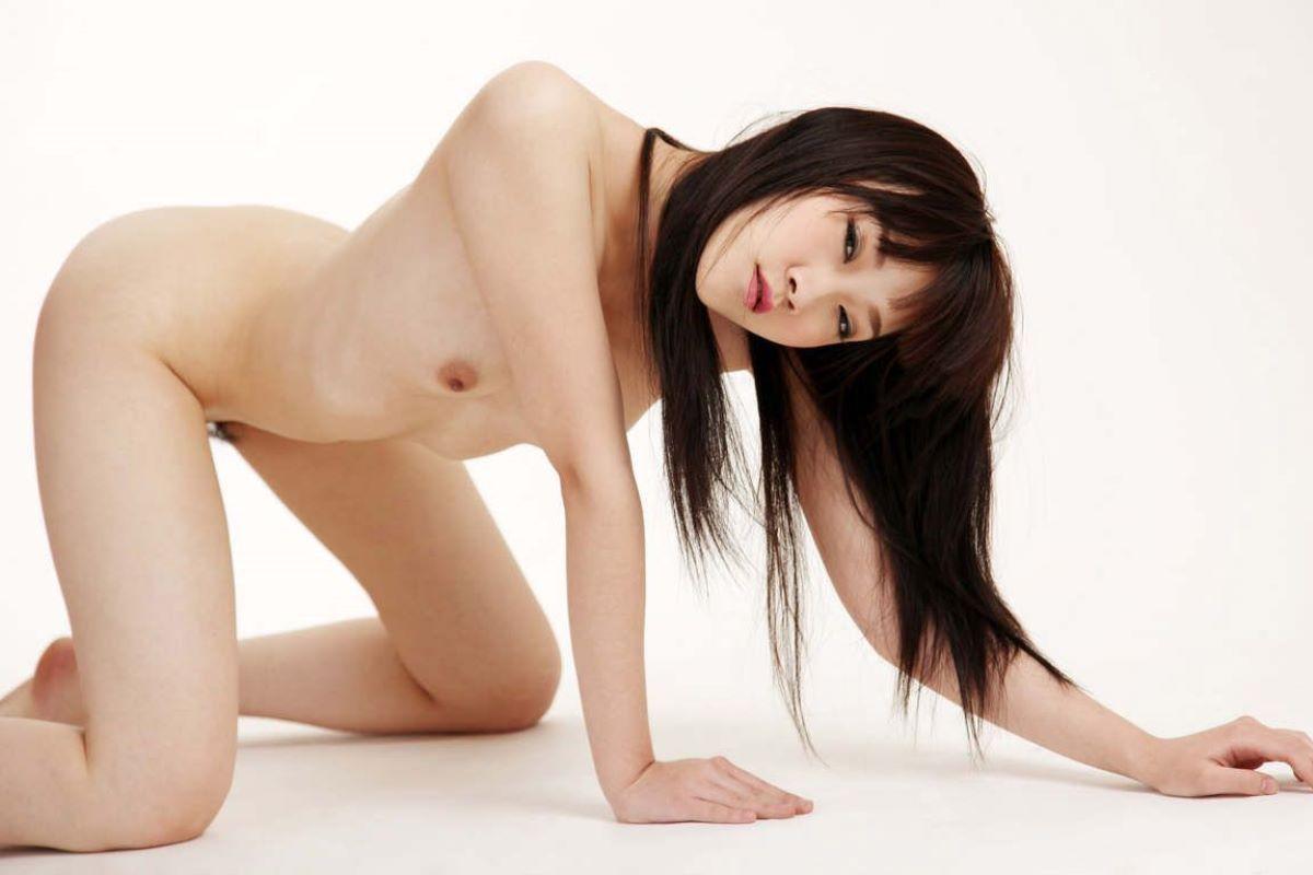 台湾美女のヌード画像 42