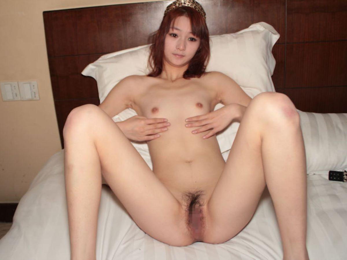 台湾美女のヌード画像 83