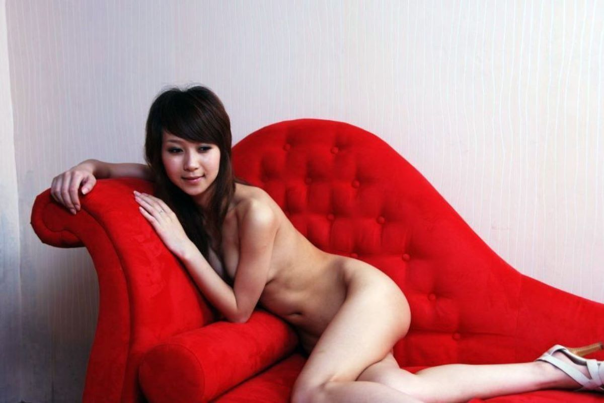 台湾美女のヌード画像 99
