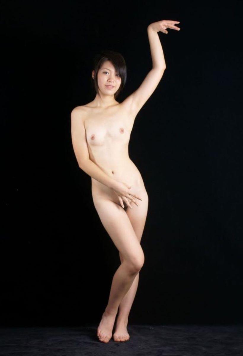 台湾美女のヌード画像 119