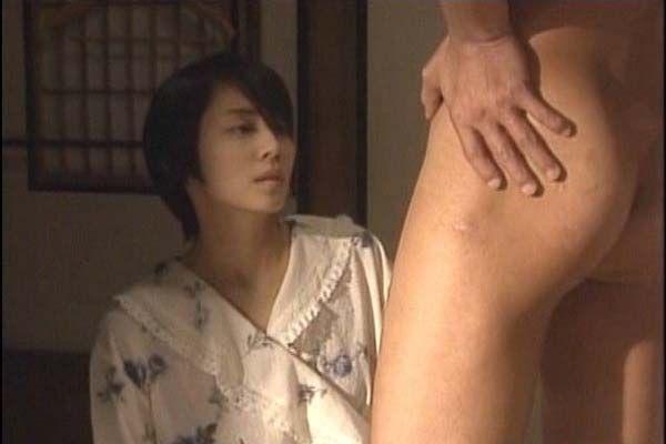 石田ゆり子の濡れ場ヌードが色っぽ過ぎ…(※エロ画像あり)
