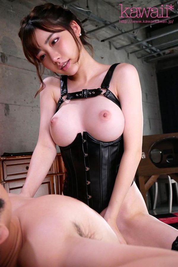 痴女 深田えいみ 逆レイプ画像 7
